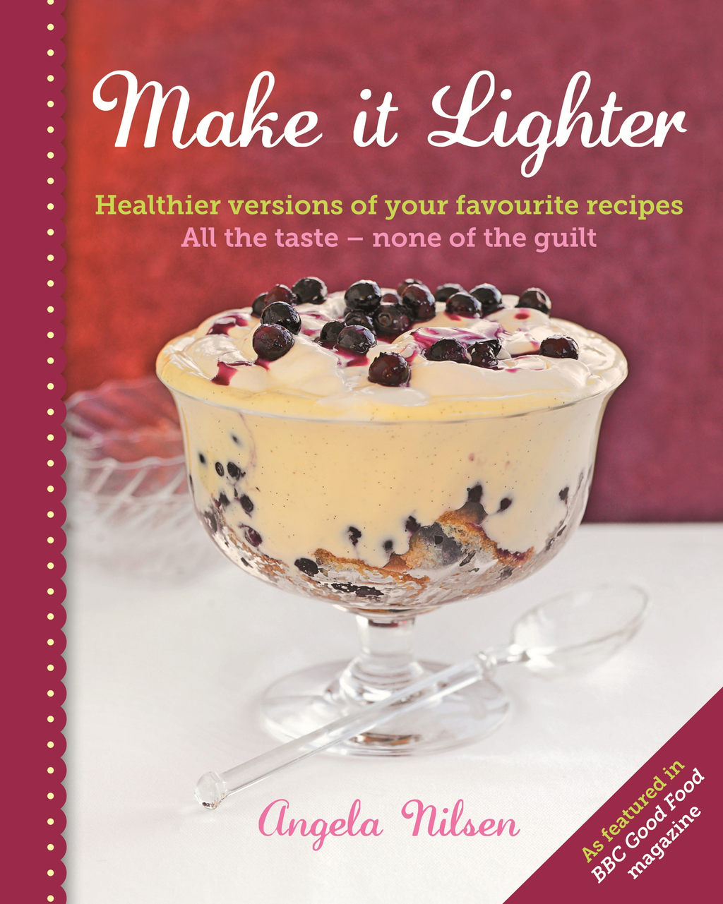 Make it Lighter Healthier Versions of Your Favourite Recipes