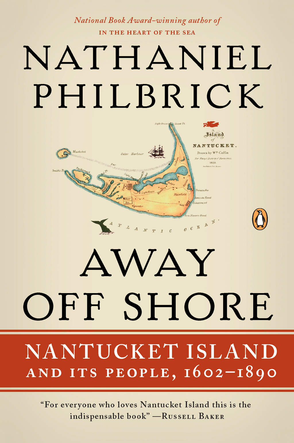 Away Off Shore By: Nathaniel Philbrick