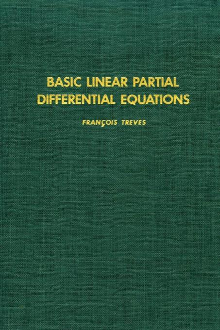 BASIC LINEAR PARTIAL DIFFERENTIAL EQUATN By: Author, Unknown