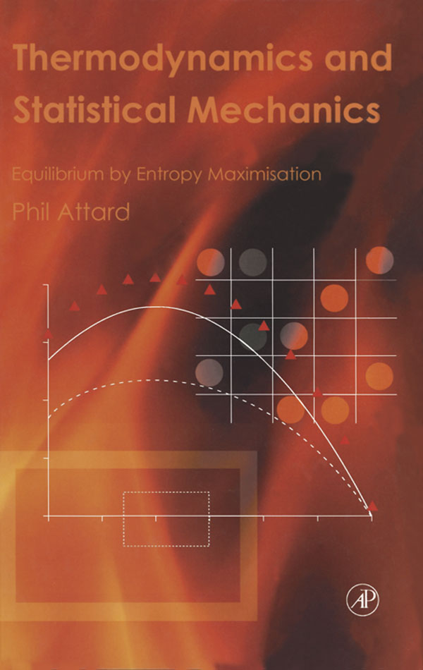 Thermodynamics and Statistical Mechanics Equilibrium by Entropy Maximisation