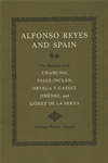Alfonso Reyes And Spain