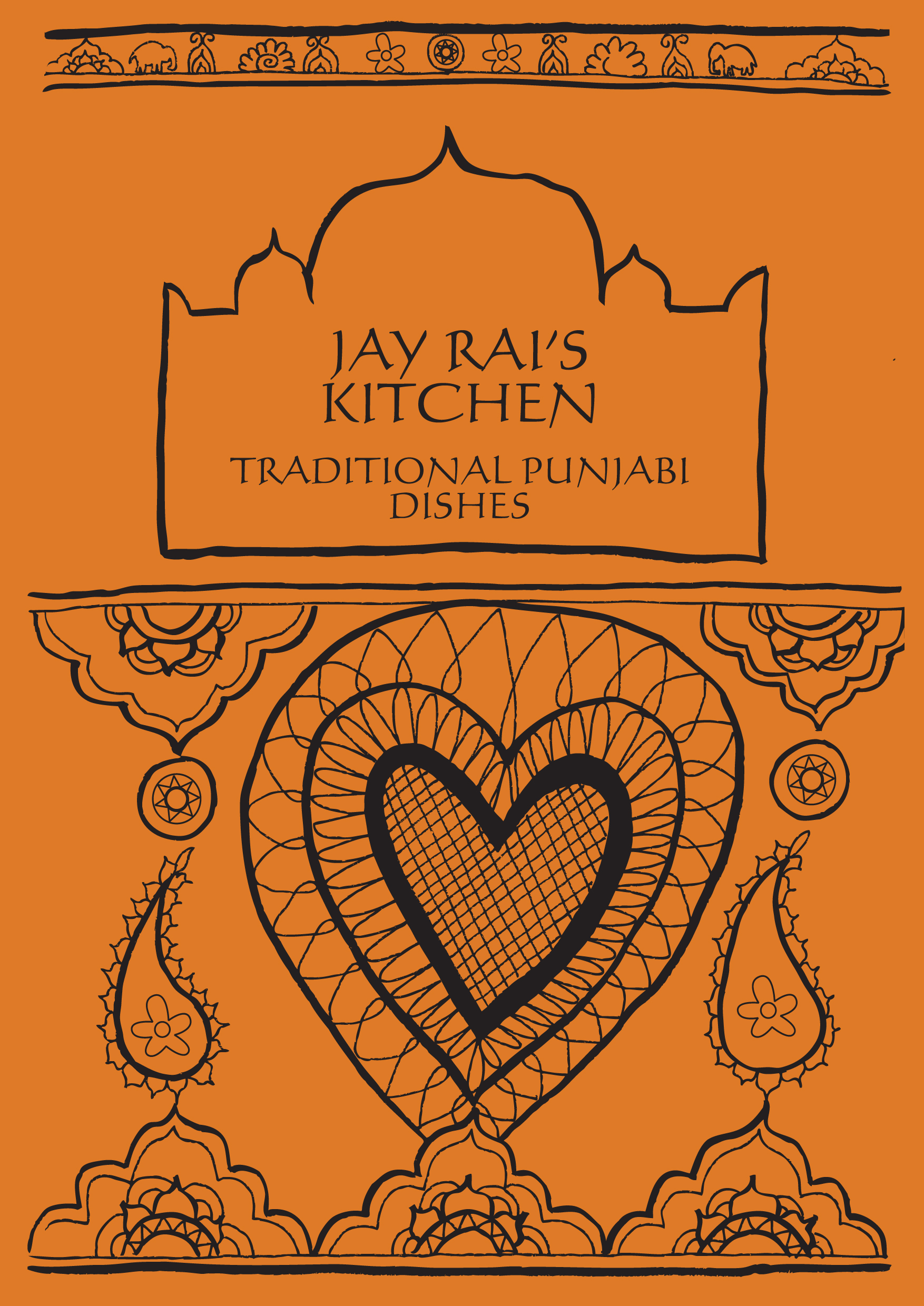 Jay Rai's Kitchen: Traditional Punjabi Dishes