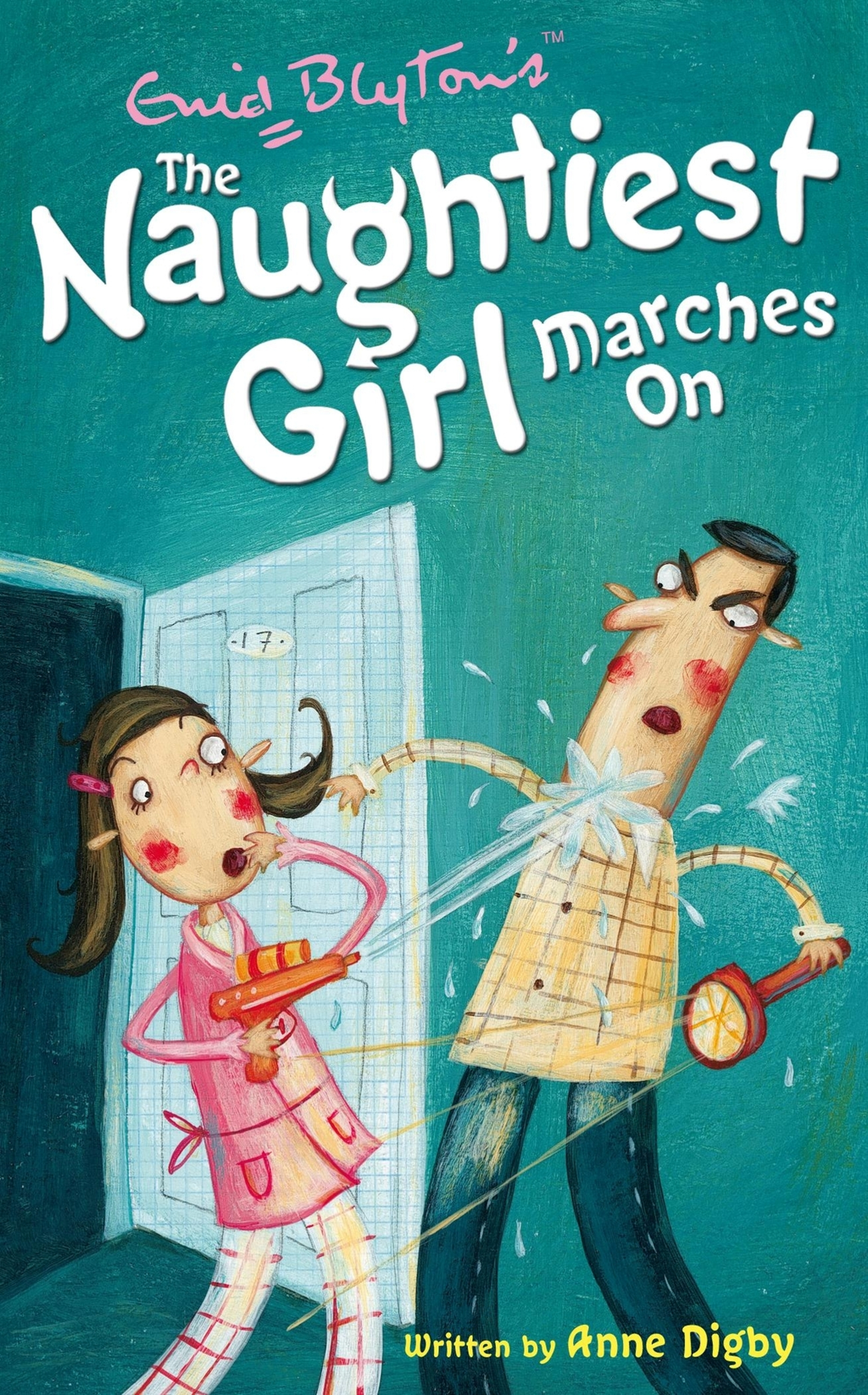 Naughtiest Girl 10: Naughtiest Girl Marches On