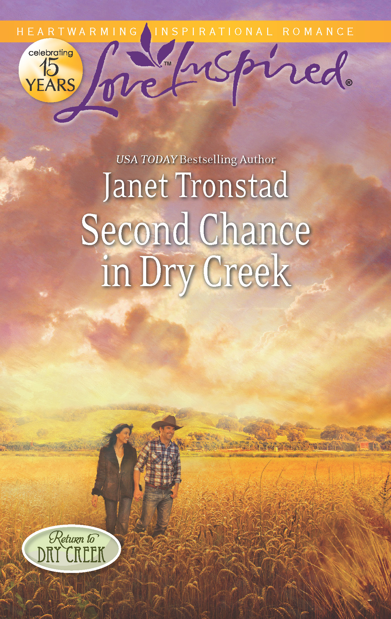 Second Chance in Dry Creek By: Janet Tronstad
