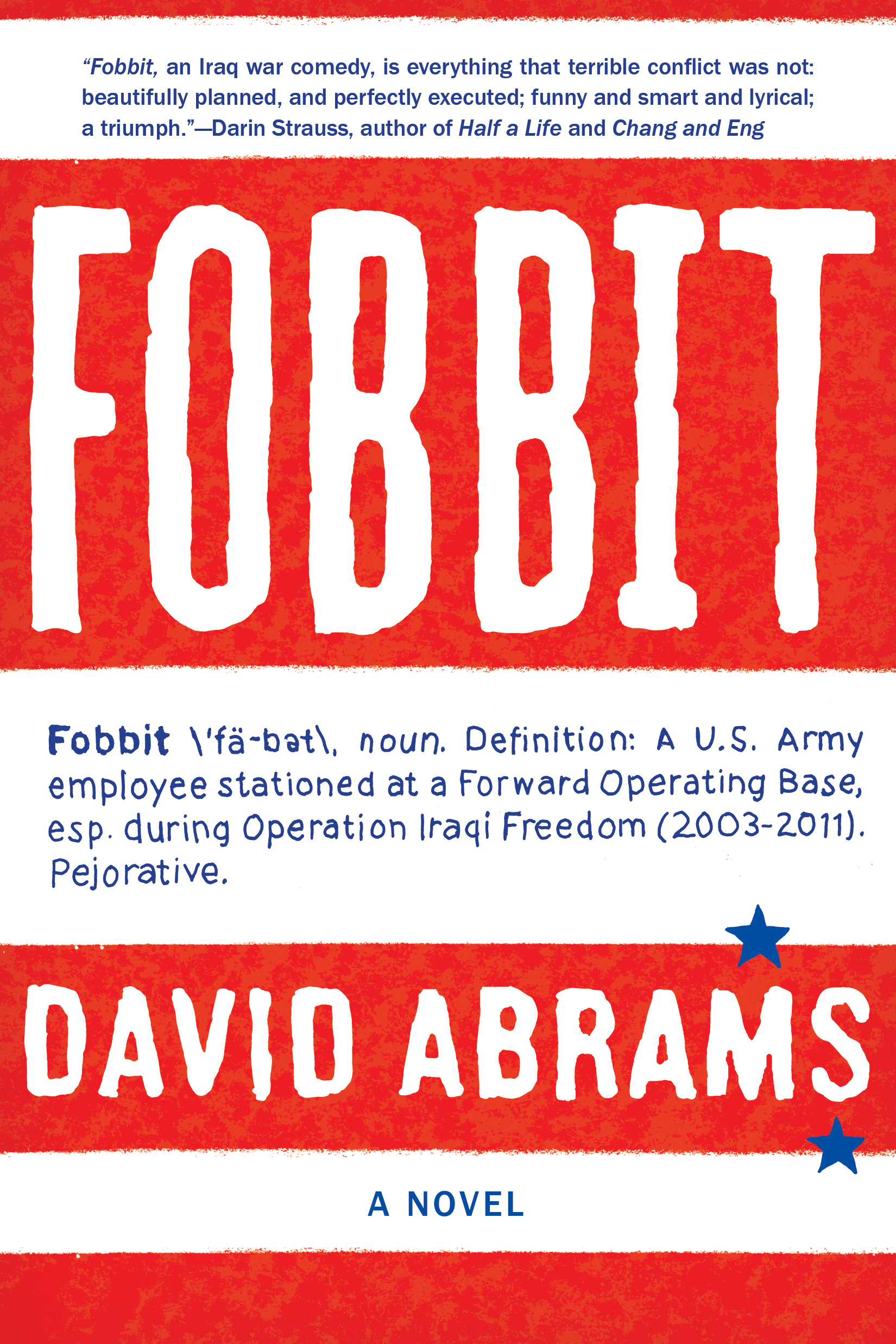 Fobbit By: David Abrams