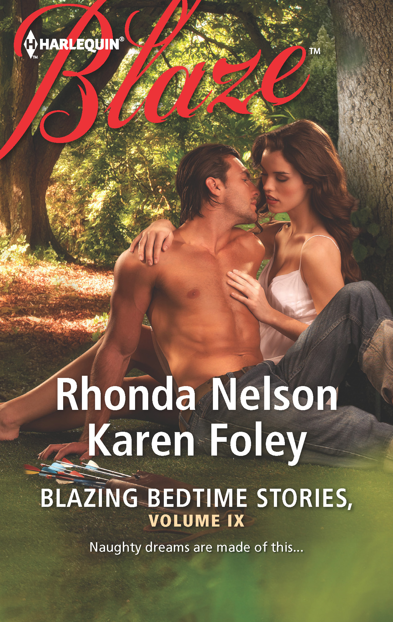 Blazing Bedtime Stories, Volume IX: The Equalizer\God's Gift to Women By: Karen Foley,Rhonda Nelson