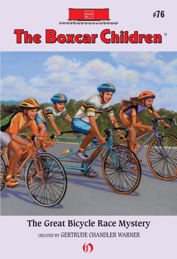 The Great Bicycle Race Mystery By: Gertrude Chandler Warner,Charles Tang