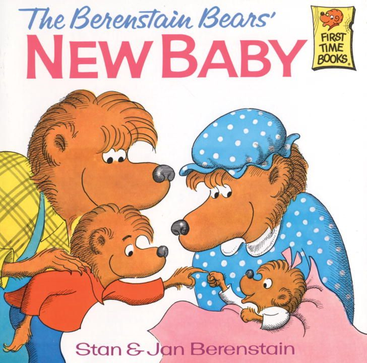 Cover Image: The Berenstain Bears' New Baby