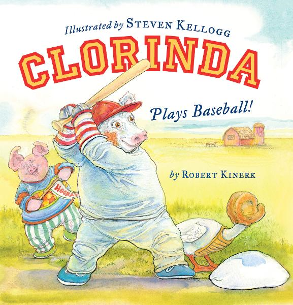 Clorinda Plays Baseball!