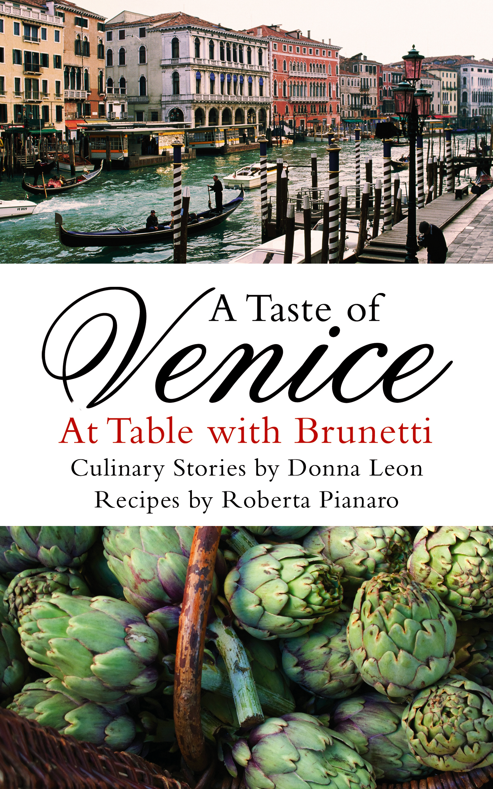 A Taste of Venice At Table with Brunetti