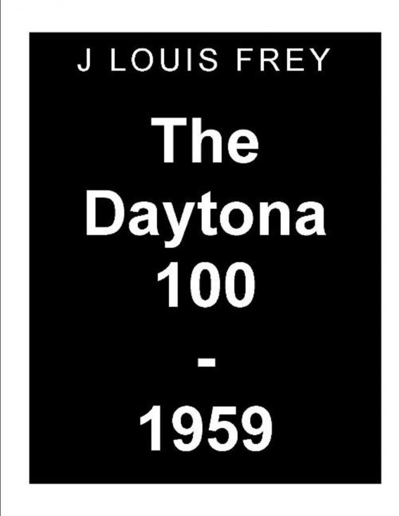 The Daytona 100-1959