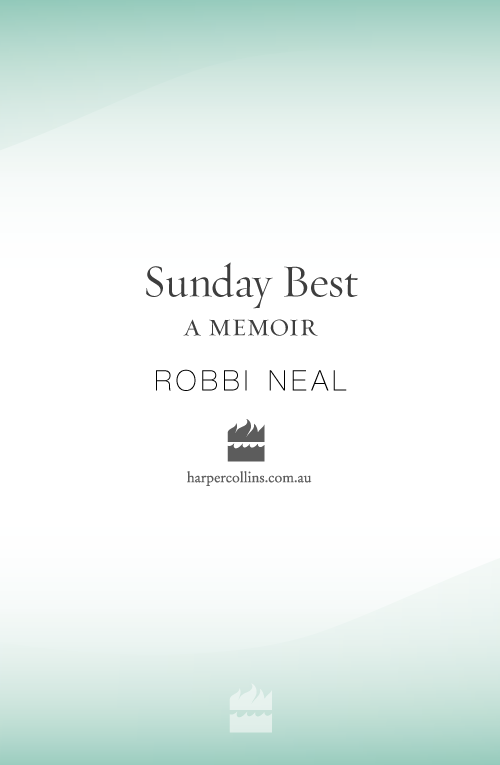 Sunday Best By: Robbi Neal