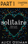 Solitaire: Part 1 Of 3