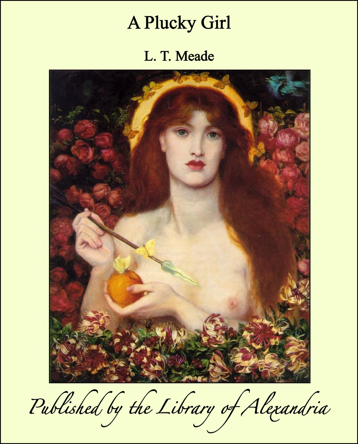 L. T. Meade - A Plucky Girl