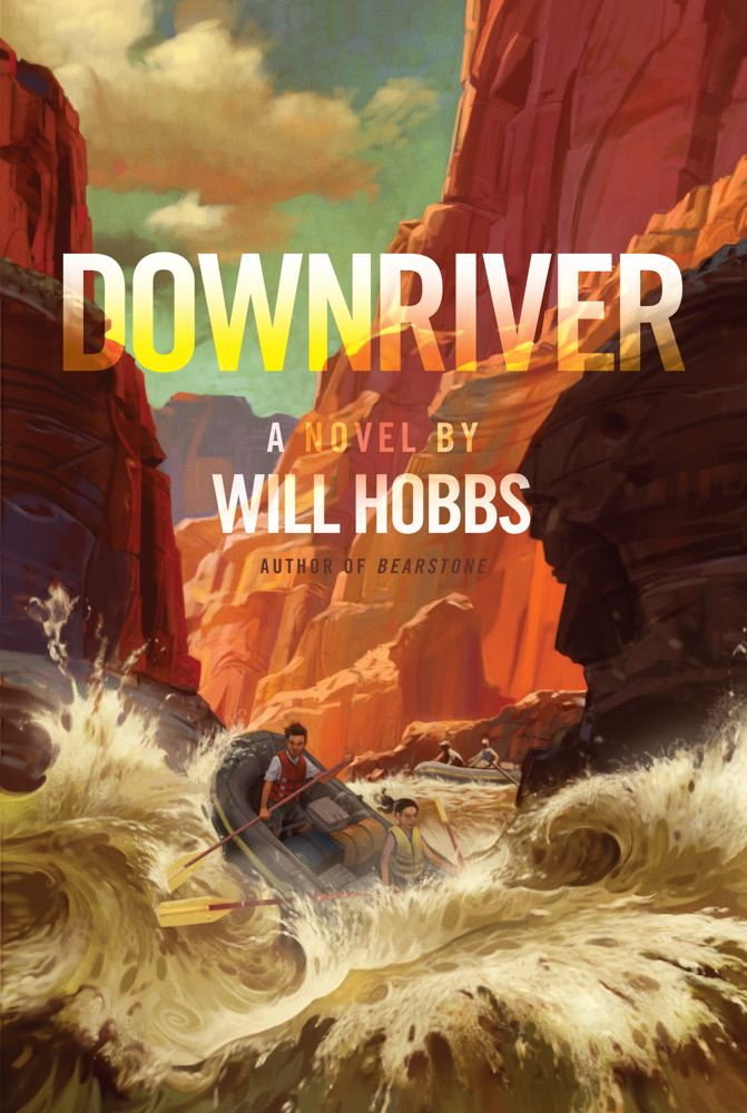 Downriver By: Will Hobbs