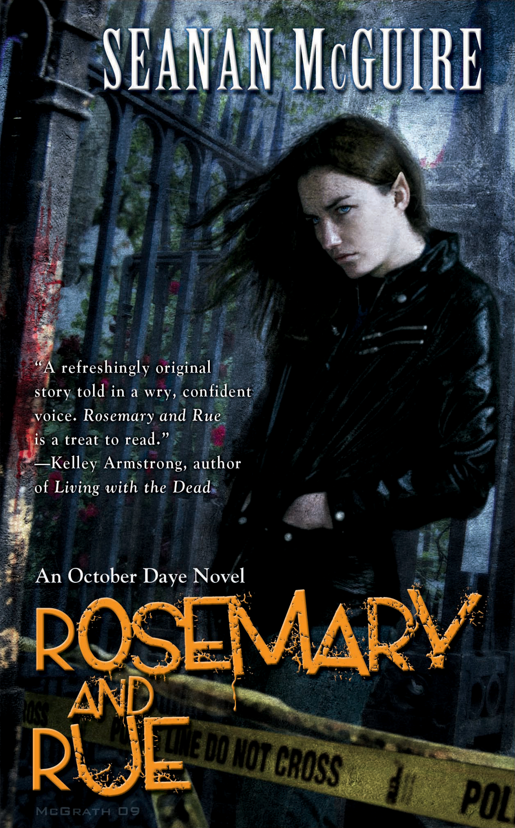 Rosemary and Rue By: Seanan McGuire