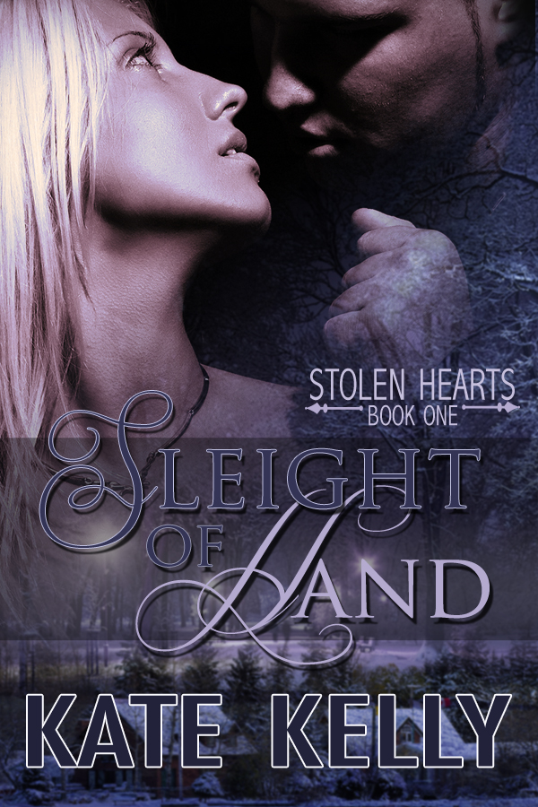 Sleight Of Hand, A Romantic Suspense, Book One, Stolen Hearts Series