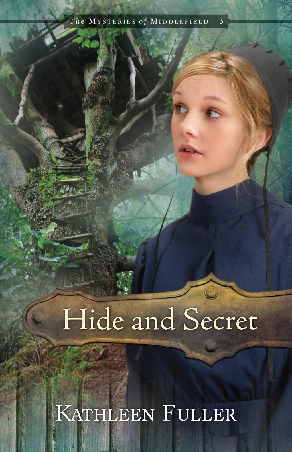 Hide and Secret By: Kathleen Fuller