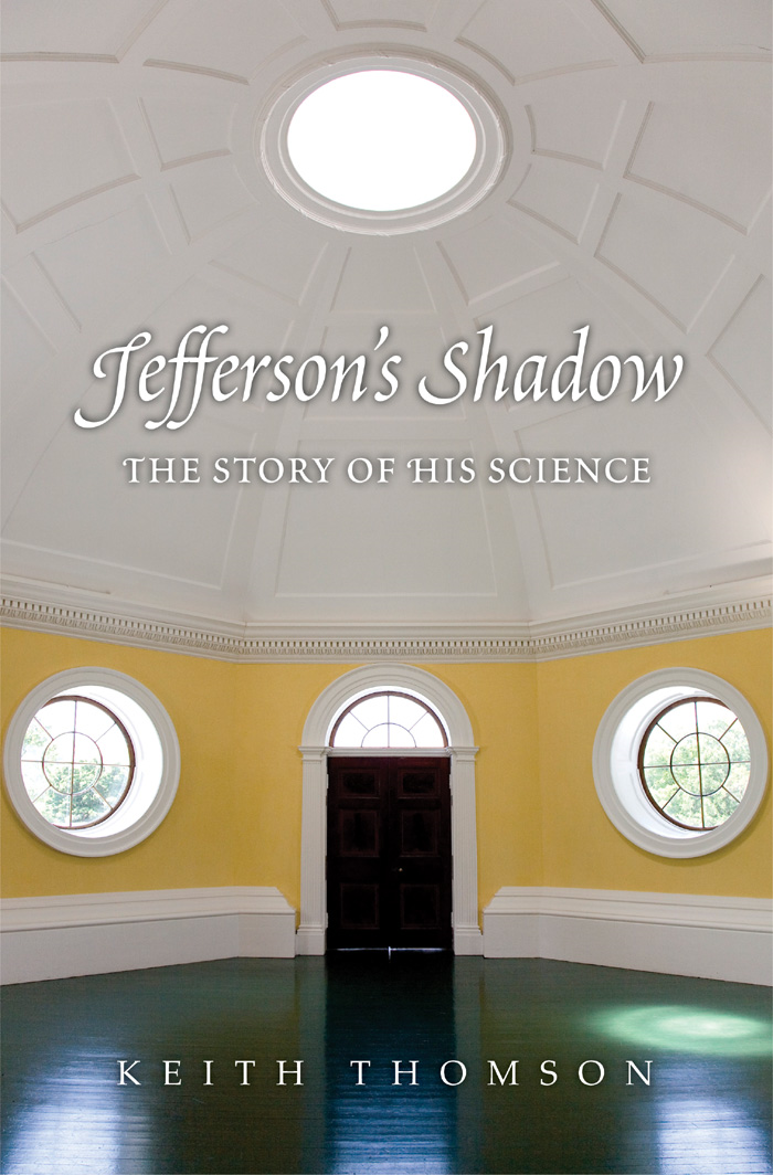 Jefferson's Shadow By: Keith Thomson