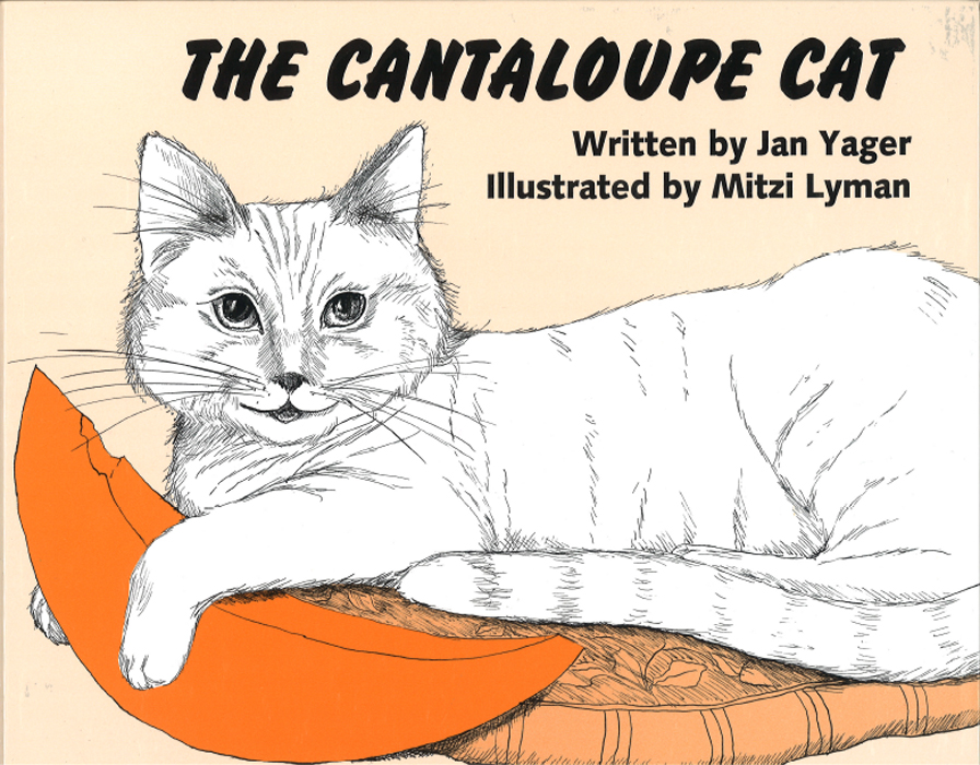 The Cantaloupe Cat