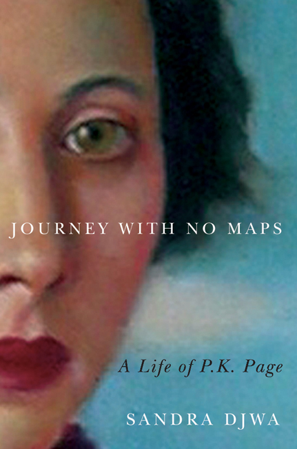 Journey with No Maps By: Sandra Djwa