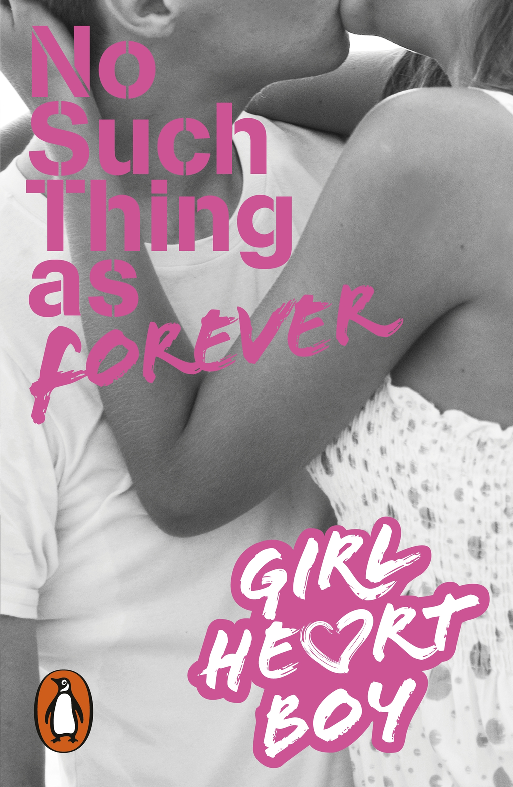 Girl Heart Boy: No Such Thing as Forever (Book 1) By: Ali Cronin