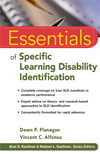 Essentials Of Specific Learning Disability Identification: