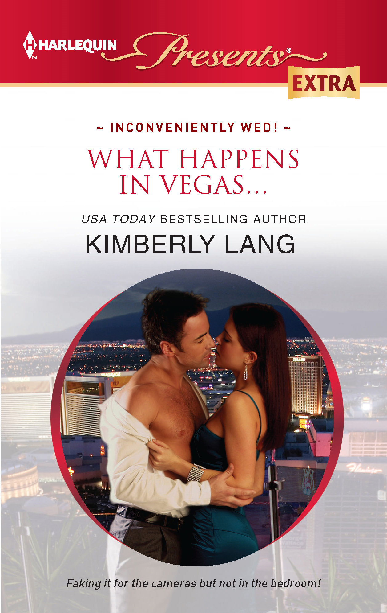 What Happens in Vegas... By: Kimberly Lang