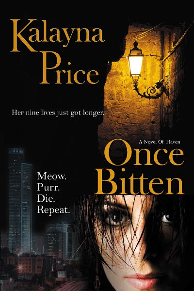Once Bitten By: Kalayna Price