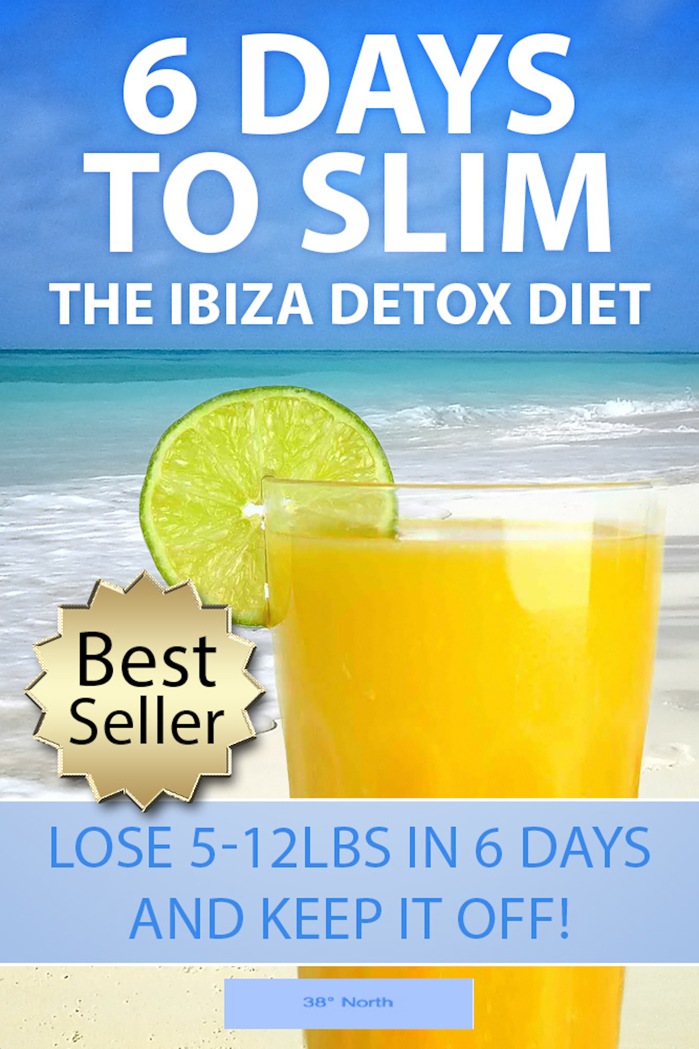 6 Days To Slim! The Ibiza Detox Diet By: 38 Degrees North
