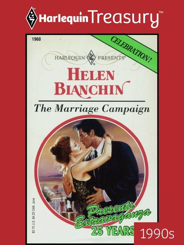 The Marriage Campaign By: Helen Bianchin