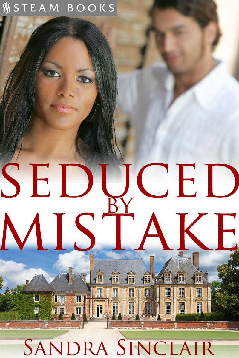 Seduced by Mistake - A Sensual Billionaire and Interracial BWWM Erotic Romance from Steam Books By: Sandra Sinclair,Steam Books