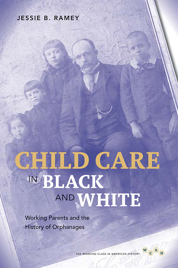 Child Care in Black and White