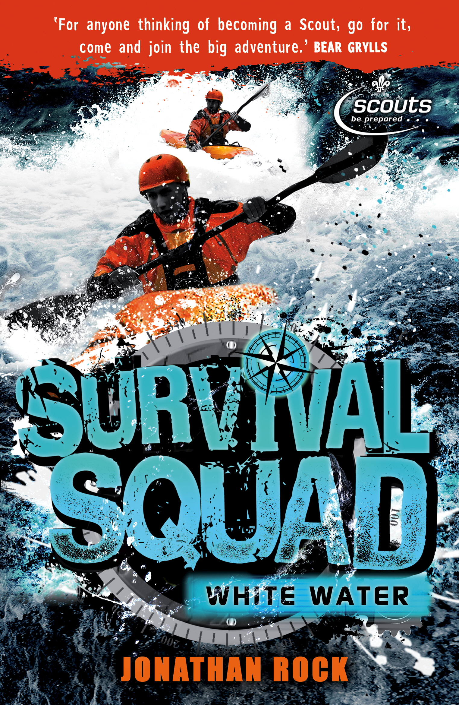 Survival Squad: Whitewater Book 4