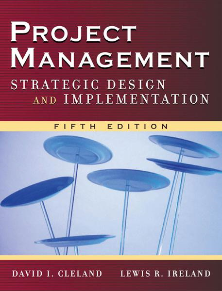 Project Management : Strategic Design and Implementation: Strategic Design and Implementation