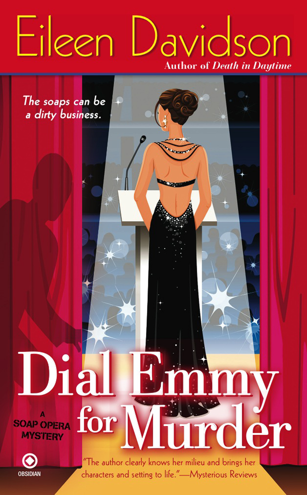 Dial Emmy For Murder By: Eileen Davidson