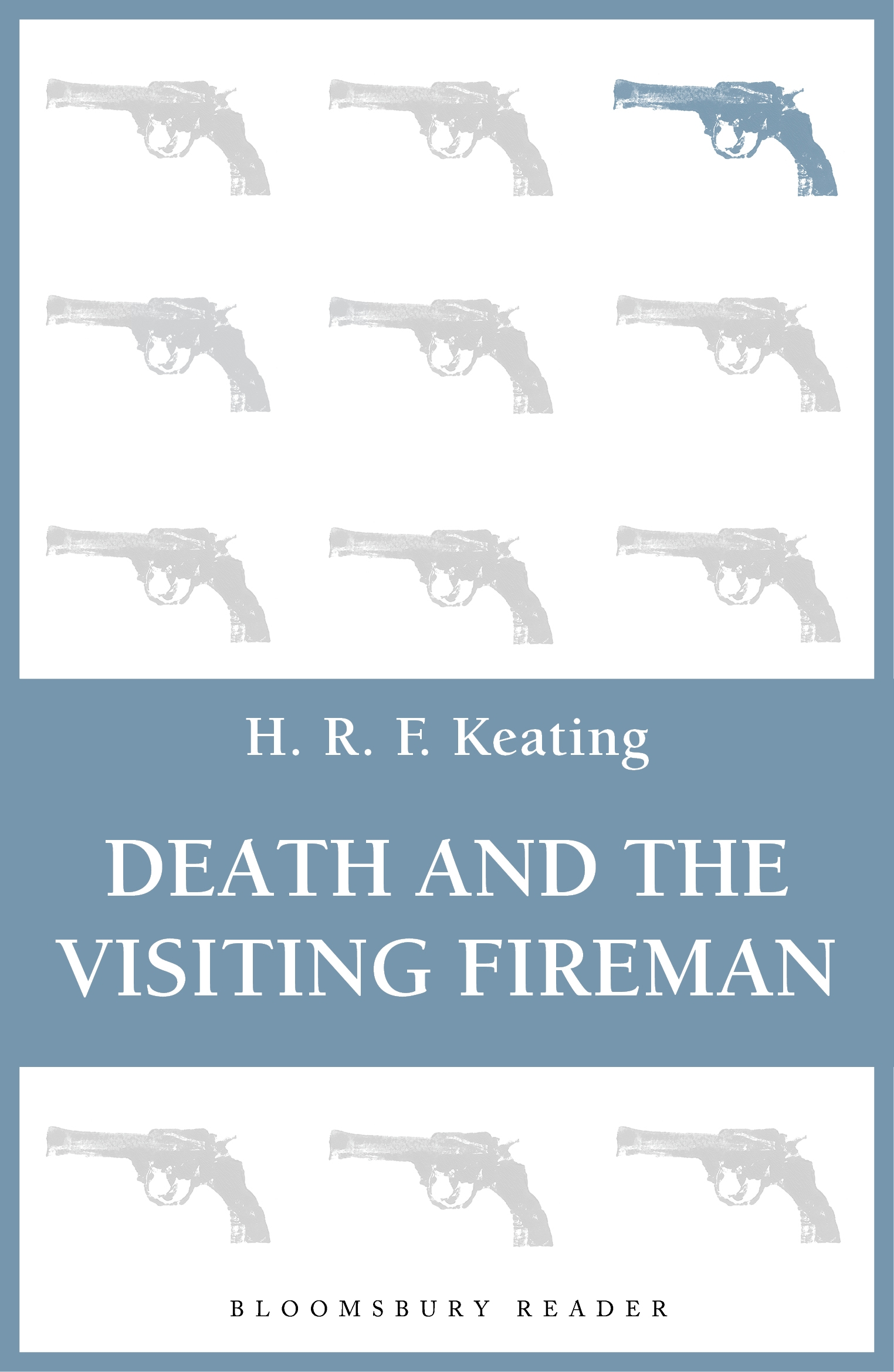 Death and the Visiting Fireman By: H. R. F. Keating
