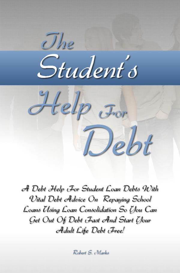 The Student's Help For Debt