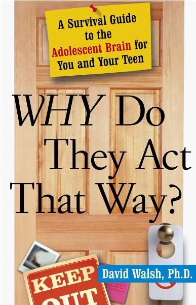 WHY Do They Act That Way? By: David Walsh