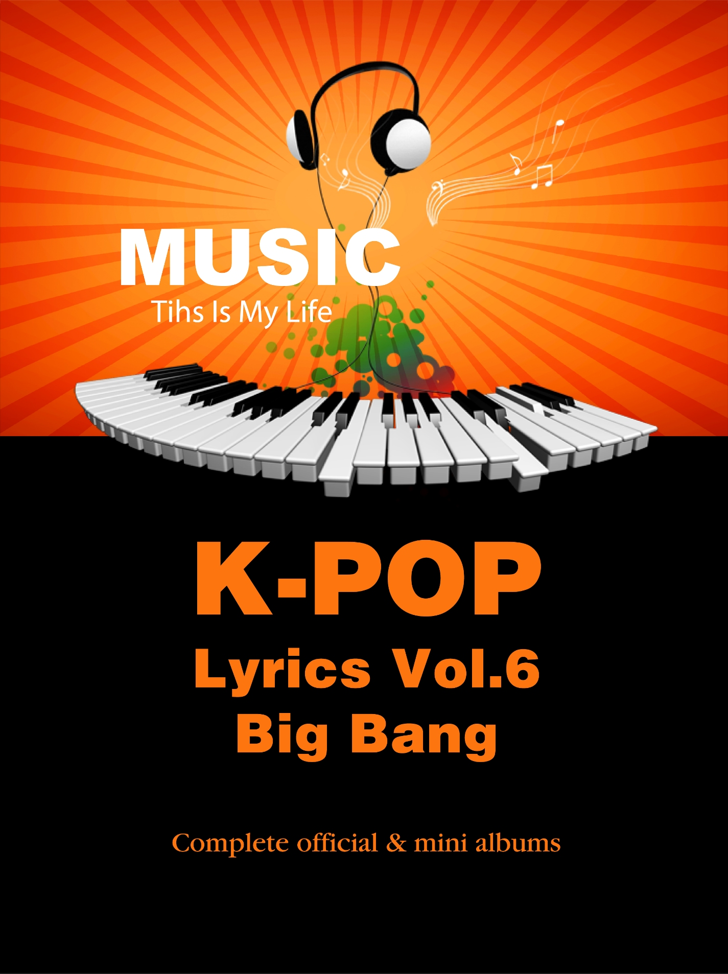 K-Pop Lyrics Vol.6 - Big Bang
