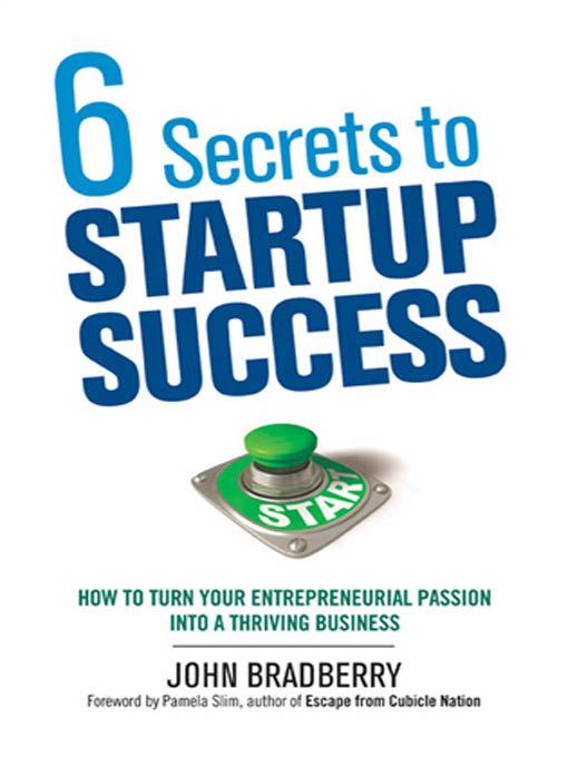 6 Secrets to Startup Success