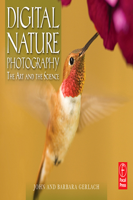 Digital Nature Photography The Art and the Science