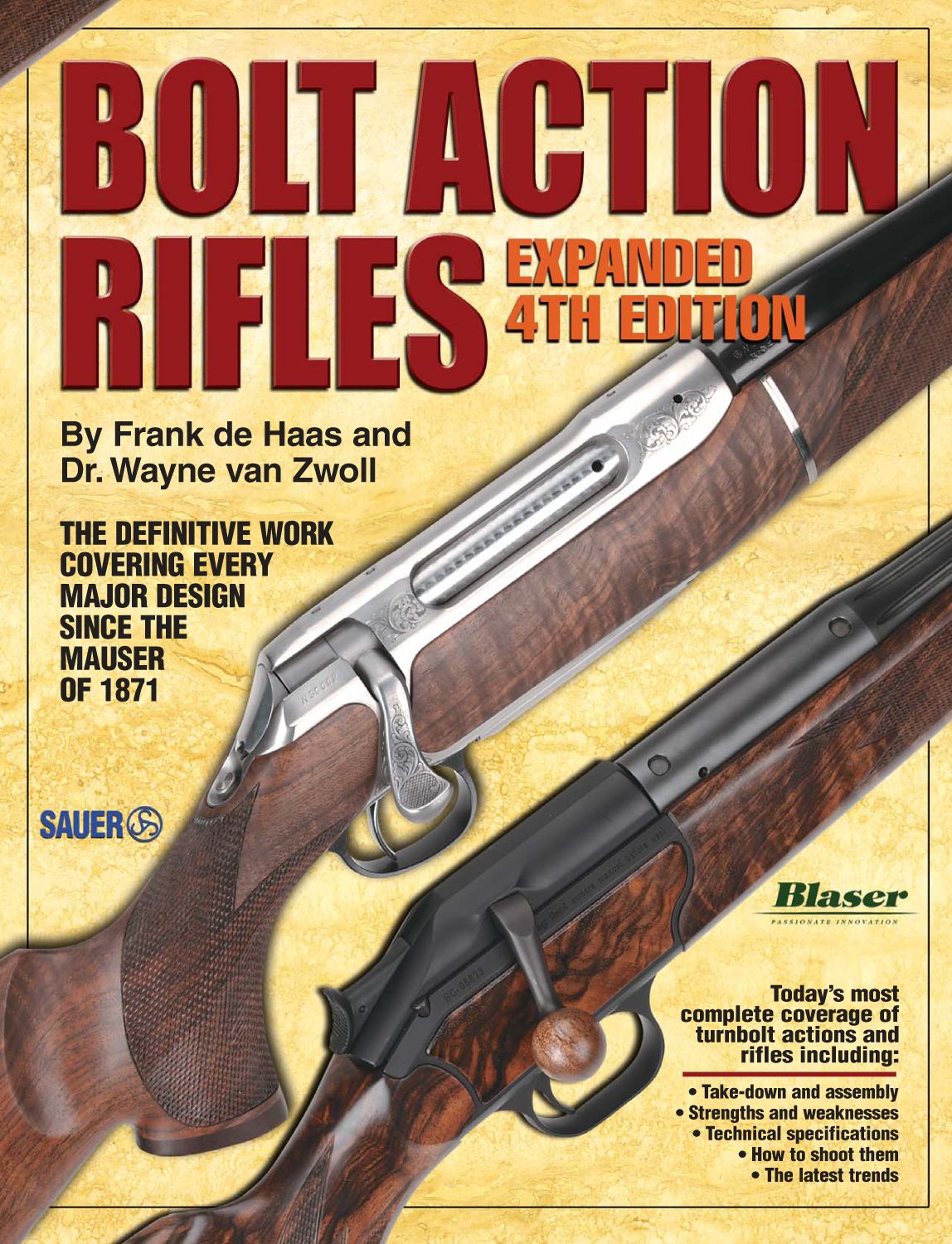 Bolt Action Rifles Expended - 4th Edition