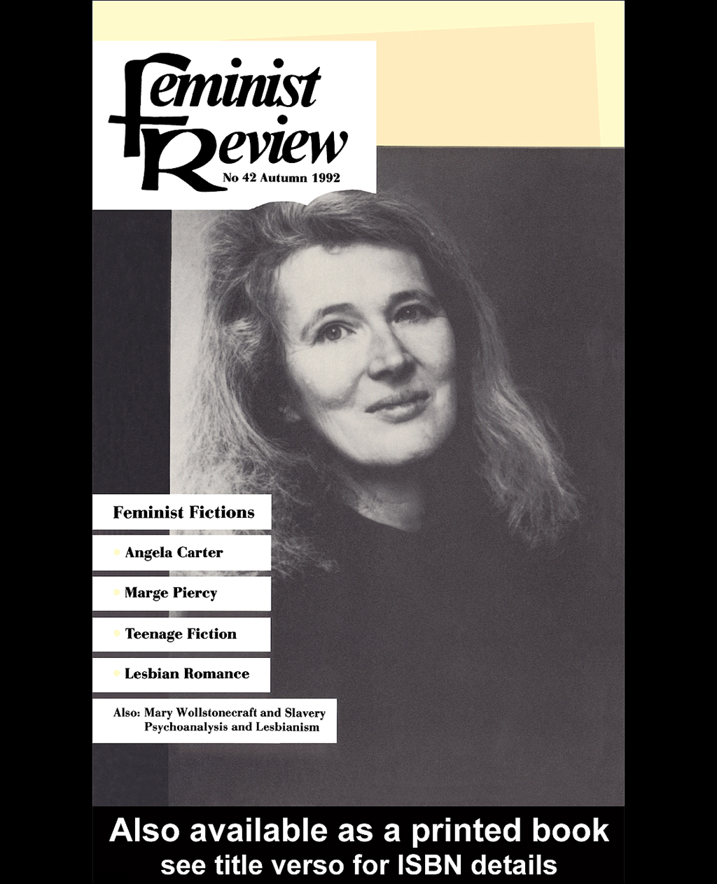 Feminist Review Issue 42: Feminist Fictions