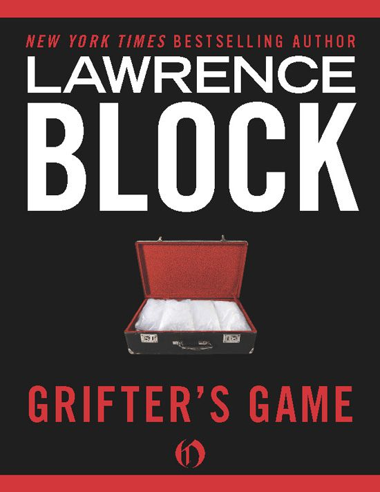 Grifter's Game By: Lawrence Block
