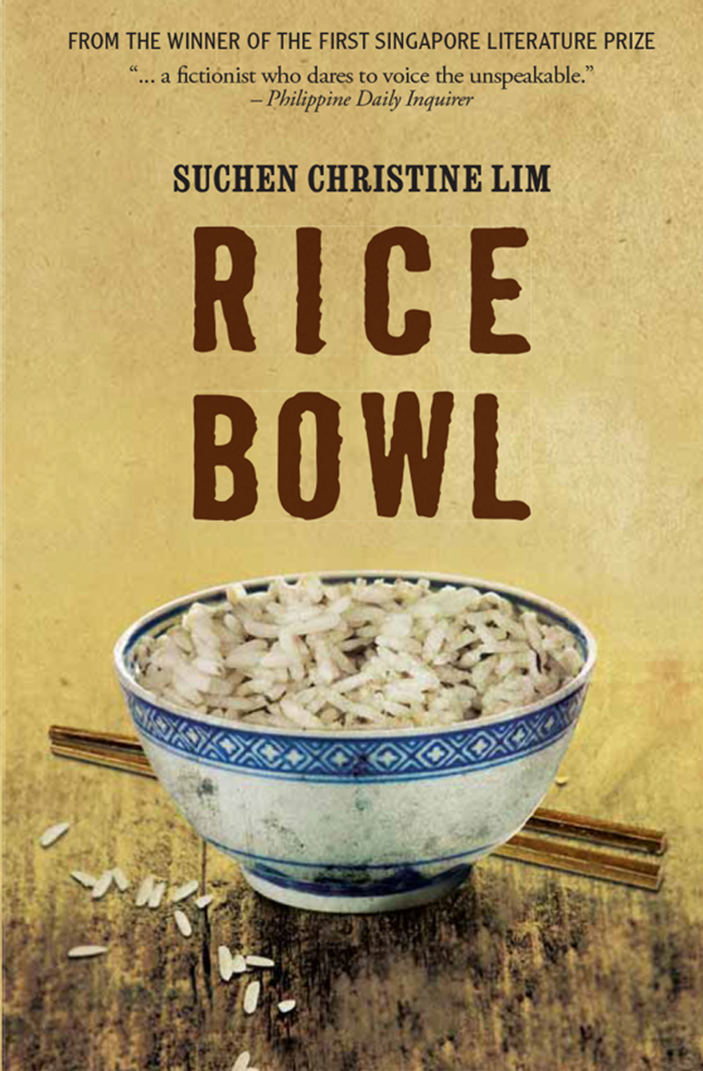 the rice bowl essay