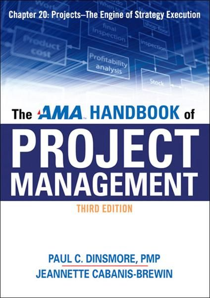 The AMA Handbook of Project Management, Chapter 20