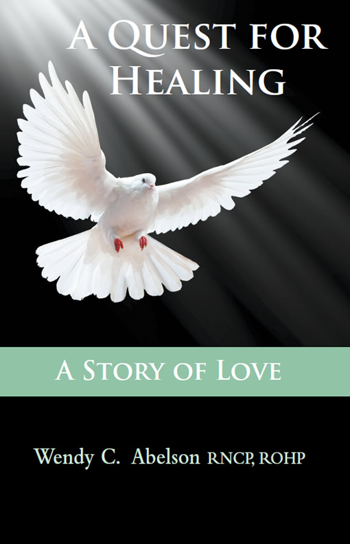 A Quest for Healing – A Story of Love -   EBOOK: A Story of Love