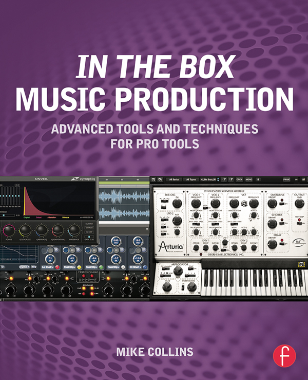 Advanced In-the-Box Music Production with Pro Tools