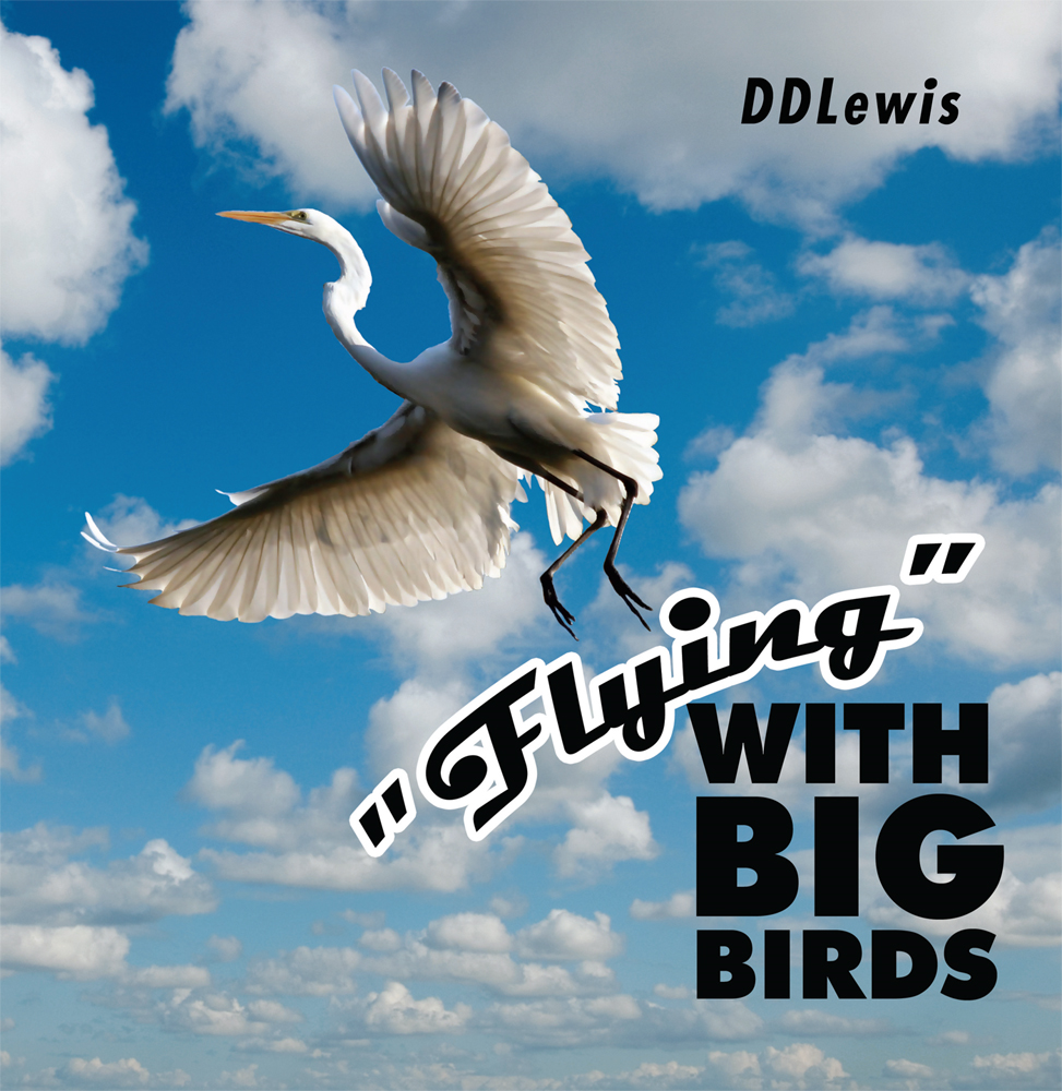 """Flying"" with Big Birds By: DDLewis"